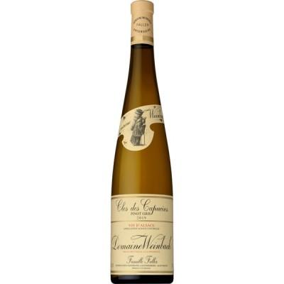 ピノ グリ クロ デ カプサン 2019 ドメーヌ ヴァインバック 750ml 白ワイン フランス アルザス