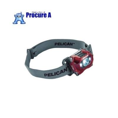 PELICAN 2760 ヘッドアップライト 赤 0276000101170 ▼818-5713 PELICAN PRODUCTS社