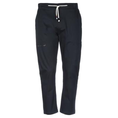 THE SILTED COMPANY パンツ ブラック L コットン 97% / ポリウレタン 3% パンツ