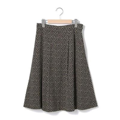 KEITH/キース モチーフフラワー スカート ブラック 40