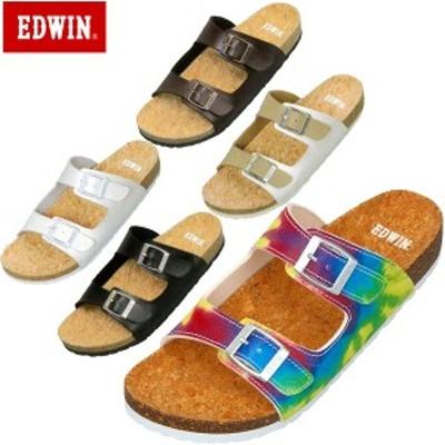 EDWIN(エドウイン) サンダルシューズ EW9462 【レディース】 コンフォートサンダル ダイマツ