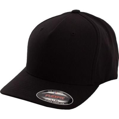 フレックスフィット Flexfit ユニセックス キャップ 帽子 - 5 Panel Blk - Cap black