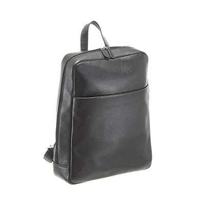 Leonhard Heyden Berlin Business Backpack leather 42 cm Notebook compartment 並行輸入品