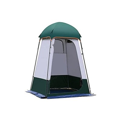 JTYX Extra Wide Privacy Shower Tent Outdoor Toilet Dressing/Changing Room P 並行輸入品