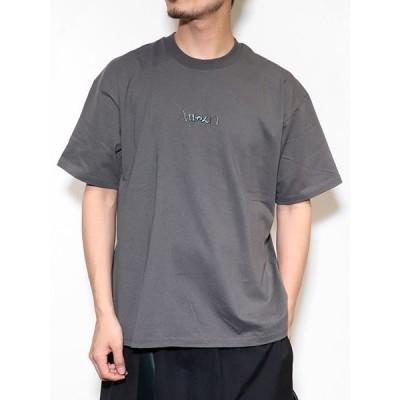 ええやん Ayan Tシャツ メンズ レディース 半袖 抗菌 消臭 ブラック M-L CREAN UP-SS TEE -BLACK-