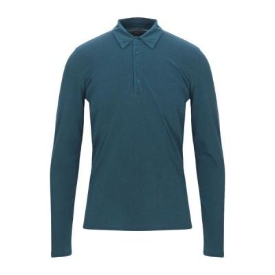MAJESTIC FILATURES メンズ Tシャツ カットソー トップス グリーン