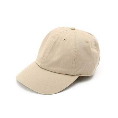 OPAQUE.CLIP / ツイルキャップ WOMEN 帽子 > キャップ