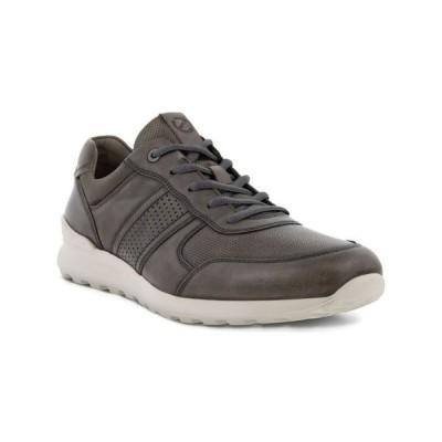 エコー メンズ スニーカー シューズ Men's CS20 Premium Trainer Sneakers