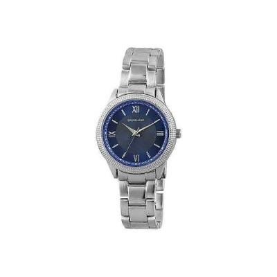 ジュエリー 腕時計 エクセランク EXCELLANC レディース 腕時計 ブルー シルバー カラー METAL リスト バンド レディース 230-005