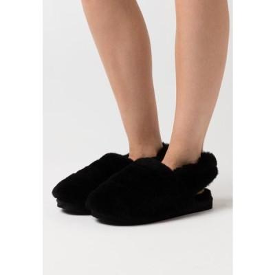 レディース 靴 シューズ NELLIE - Slippers - black