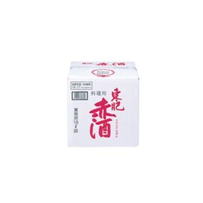 東肥赤酒 料理用 18L バッグインボックス<発送までに10日ほどかかります>