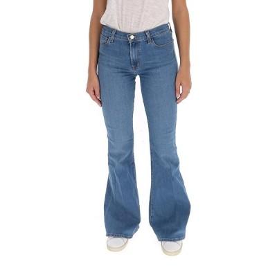 ジェイブランド レディース デニムパンツ ボトムス J Brand Valentina High-Rise Flared Jeans -