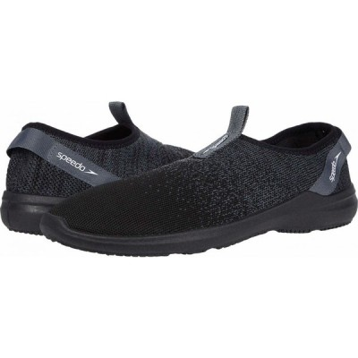 スピード Speedo メンズ シューズ・靴 Surf Knit Pro Black/White