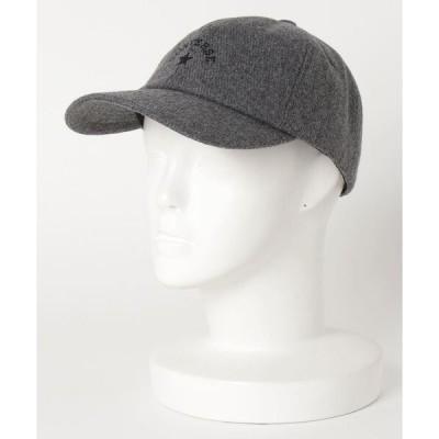 帽子 キャップ 【CONVERSE/コンバース】カルゼキャップ ローキャップ ブランドロゴ刺繍