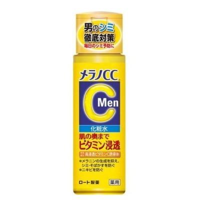 ロート製薬 メラノCCMen 薬用しみ対策美白化粧水 170ml / 医薬部外品
