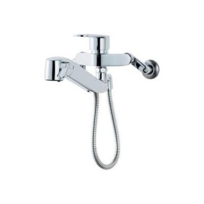 【納期目安:1週間】リクシル RJF-865YN キッチン(壁付)用シングル浄水器内蔵水栓(寒冷地用) (RJF865YN)