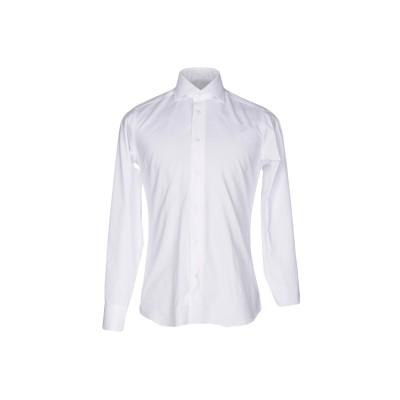 カリバン CALIBAN シャツ ホワイト 44 コットン 100% シャツ