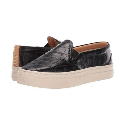 Soludos ソルドス レディース 女性用 シューズ 靴 スニーカー 運動靴 Bondi Sneaker - Black
