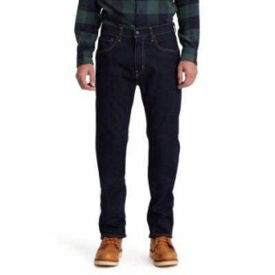 リーバイス メンズ デニムパンツ ボトムス Men's Workwear Jeans Indigo Rinse