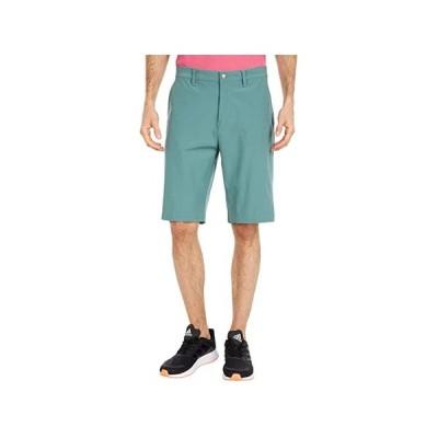 アディダス Ultimate365 Shorts メンズ 半ズボン Tech Emerald 1