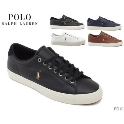 POLO ポロ ラルフローレン ロングウッド スニーカー RD10 シューズ メンズ 靴 正規品
