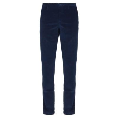LIU •JO MAN パンツ ブルー 42 コットン 98% / ポリウレタン 2% パンツ