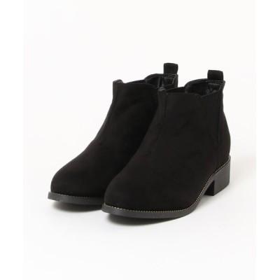 Parade ワシントン靴店 / 【シンプルコーデ】サイドゴアブーツ 54807 WOMEN シューズ > ブーツ