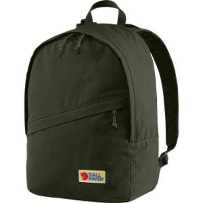 フェールラーベン メンズ バックパック・リュックサック バッグ Vardag 16 Backpack Deep Forest