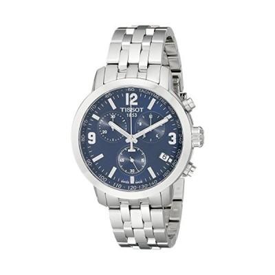ティソ Tissot 男性用 腕時計 メンズ ウォッチ ブルー T0554171104700
