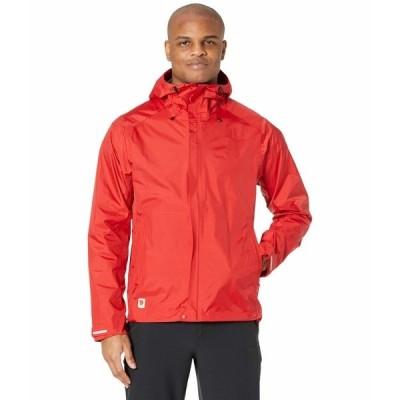 フェールラーベン コート アウター メンズ High Coast Hydratic Jacket True Red
