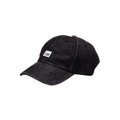 (エイト) 8(eight)LEE リー キャップ デニム 帽子 (ブラック Free Size)