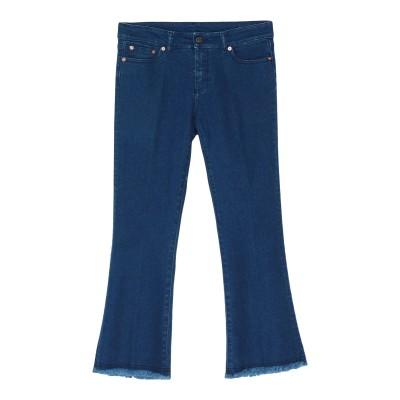 TISSUÉ ジーンズ ブルー 30 コットン 97% / ポリウレタン 3% ジーンズ