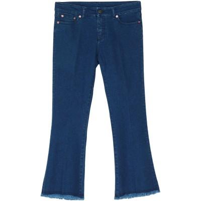 TISSUÉ ジーンズ ブルー 29 コットン 97% / ポリウレタン 3% ジーンズ