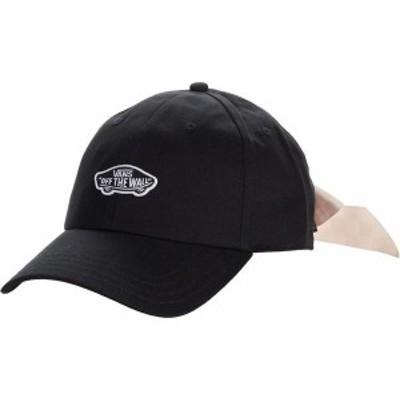 バンズ レディース 帽子 アクセサリー Bow Back Hat Black 2