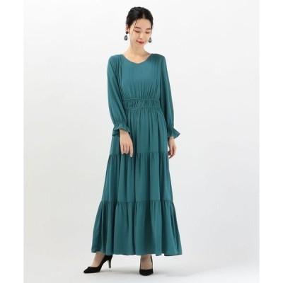 ドレス Virca:ウエストギャザードレス