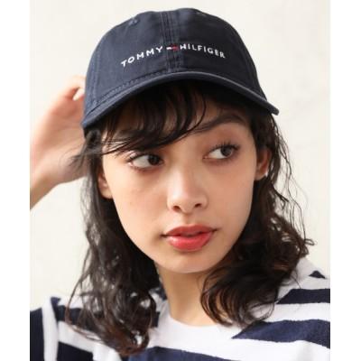 CORPUS TOKYO / 【TOMMY HILFIGER/トミーヒルフィガー】HILFIGER LOGO CAP(ヒルフィガーロゴキャップ) WOMEN 帽子 > キャップ