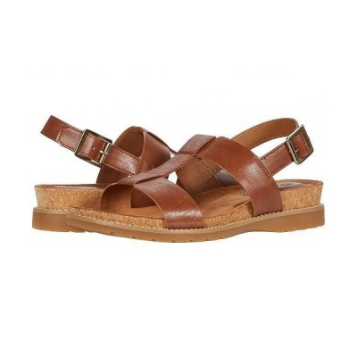 EuroSoft ユーロソフト レディース 女性用 シューズ 靴 サンダル Lani - Brown