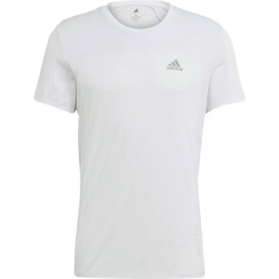 メール便OK adidas(アディダス) 25206 メンズ HEAT. RDY 半袖ランニングTシャツ スポーツウェア