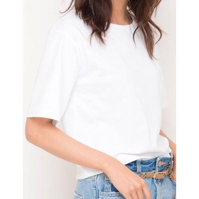 ナンバーティー Tシャツ 半袖 無地 101 ベーシック 6.5oz レディース ホワイト XL (13号)