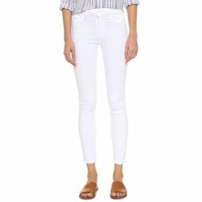 ペイジ PAIGE レディース ジーンズ・デニム ボトムス・パンツ Hoxton Ankle Skinny Jeans Ultra White