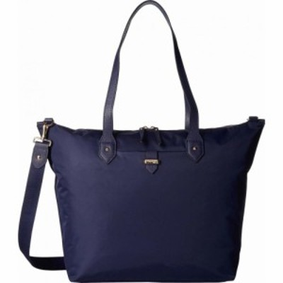 リップオールトパリ Lipault Paris レディース トートバッグ バッグ Plume Avenue Travel Tote Bag Night Blue