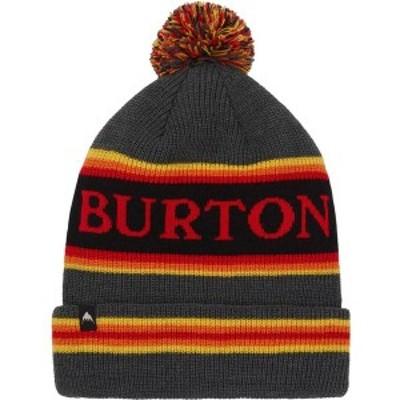 バートン メンズ 帽子 アクセサリー Burton Trope Beanie True Black Heather