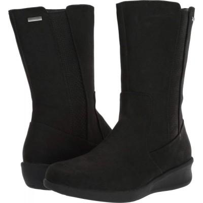 アラヴォン Aravon レディース ブーツ シューズ・靴 Fairlee Waterproof Mid Boot Black
