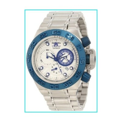 Invicta Men's 10149 Subaqua Noma IV Chronograph Ivory Textured Dial Watch【並行輸入品】