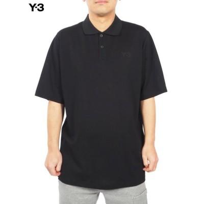 SALE 50% OFF Y-3 ワイスリー YOHJI YAMAMOTO FN3355 M CLASSIC PIQUE POLO クラシック ポロシャツ 正規取扱店