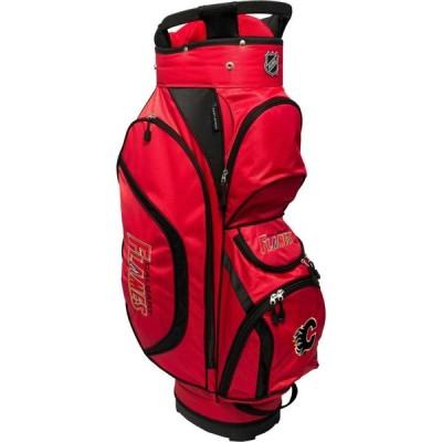 チームゴルフ Team Golf ユニセックス ゴルフ カートバッグ Calgary Flames Clubhouse Cart Bag