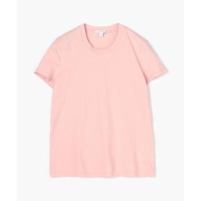 【トゥモローランド】 ベーシック クルーネックTシャツ WLJ3114 レディース 33ピンク 3(LL) TOMORROWLAND