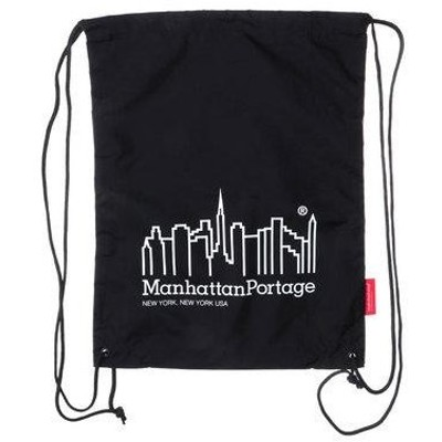 マンハッタンポーテージ Manhattan Portage CORDURA® Lite Collection Drawstring Bag (