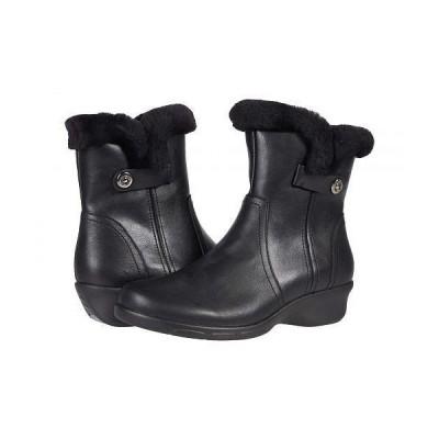 Prop?t プロペット レディース 女性用 シューズ 靴 ブーツ アンクル ショートブーツ Waylynn - Black