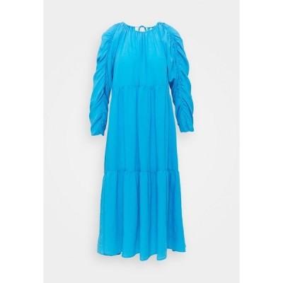 アーケット ワンピース レディース トップス DRESS - Day dress - bright blue